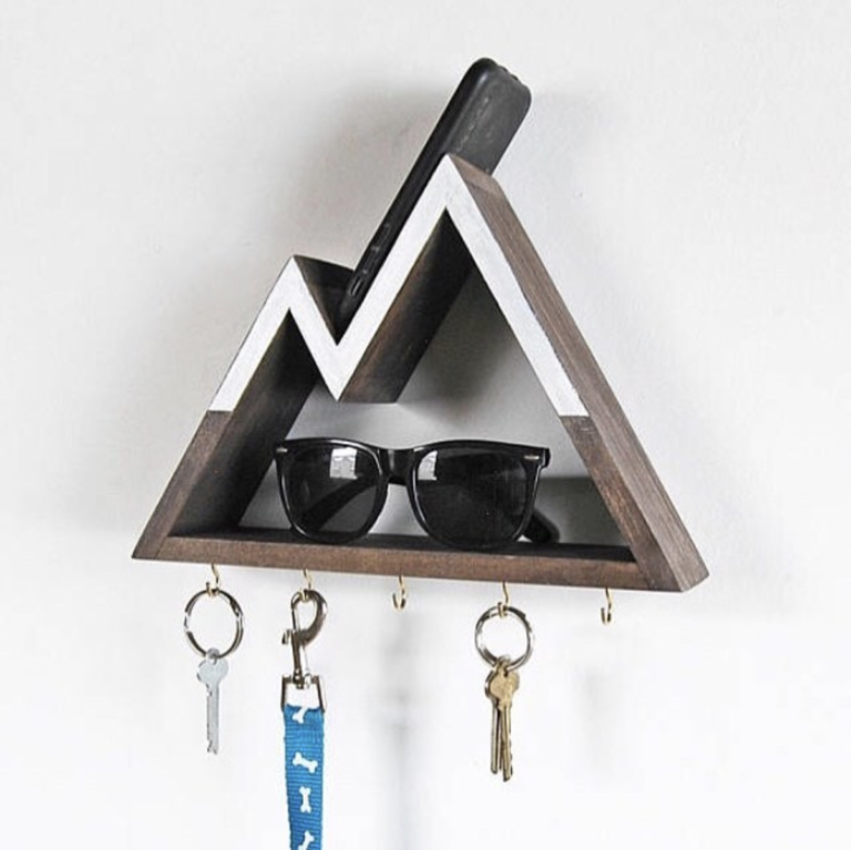 Mountain Key Rack